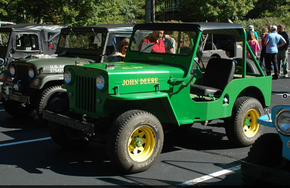 Southeast Willys Jeep Get Together