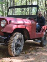 Travis McKinney's 1959 Willys CJ-5