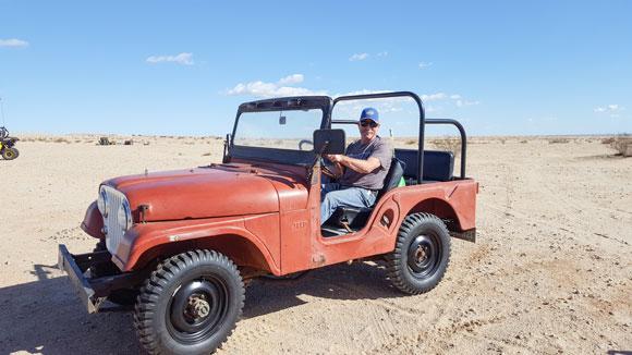Brian Gamache's 1960 CJ-5