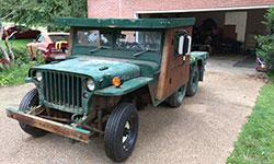 Dana Smith - 1943 Willys MT