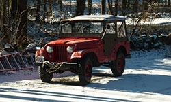 Jacques Lussier - 1955 Willys CJ-5