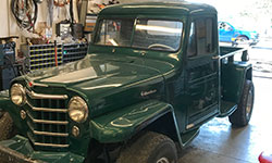 John Evans - 1950 Willys Truck