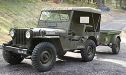 Robert Starr - 1952 Willys M38