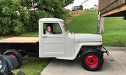 Ron Romanetti - 1948 Stake Bed Truck
