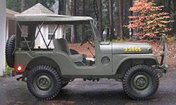 Skip Rankin - 1952 Willys M38A1