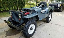 Todd Fee - Willys CJ-2A