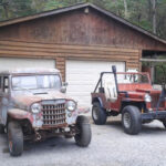 A Willys Jeep Passion Inherited from my Grandfather