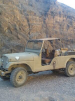 David Vondrak's 1965 CJ-6 Long Range Jeep