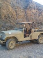David Vondrak's 1965 CJ-6 Long Range Jeep
