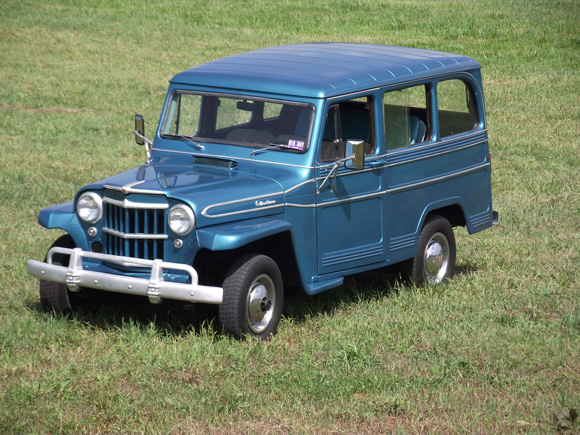 John Fraley's 1962 Willys Wagon