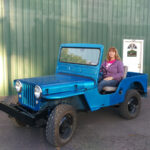Keeping the Willys CJ-3A in the Family
