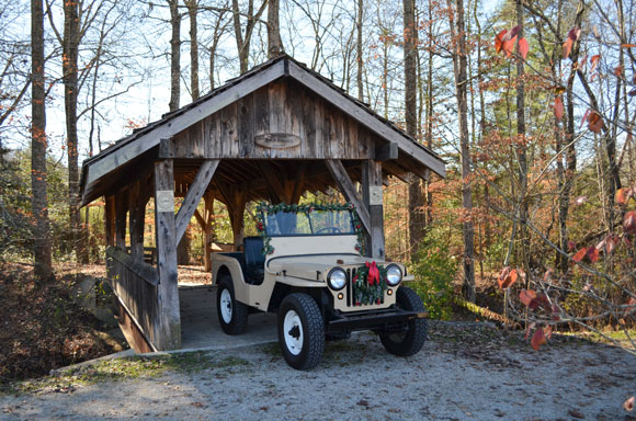 Keith Henry's 1946 Willys CJ-2A