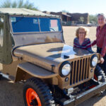 Father-Son CJ-2A Project – Rekindling Fond Memories