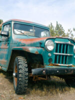 Jared Sostrom's 1958 Willys Truck