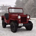 A Willys CJ-3B Bringing the Family Together for 40 Years