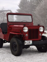 Jon Cantin's 1954 Willys CJ-3B
