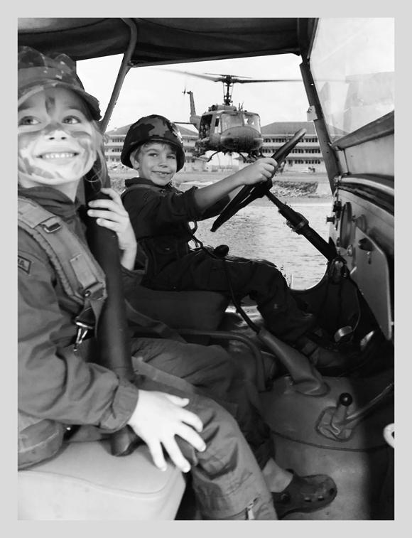 Andrew Coates' 1966 CJ-3B