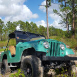 A CJ-5 Restored for the Current Generations and Ready for the Next