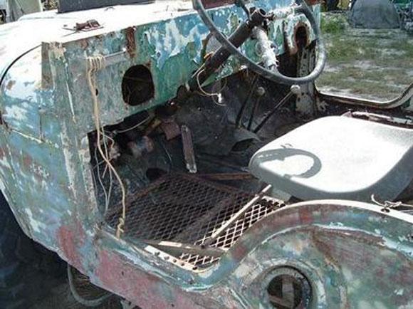 Colin Lanfair's 1960 CJ-5