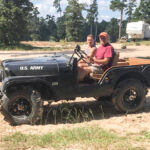 1954 Willys M38A1 – Father and Sons Project