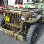 A Rare 1942 Willys MB Restored in Ireland