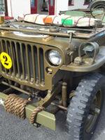 Patrick McDonagh's 1942 Willys MB