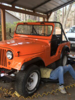 Ben and Bill Wilhelm's 1962 CJ-5