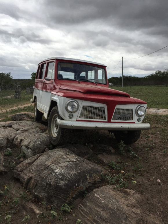 Charles Lima's 1973 Brazil Wagon