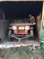 David Walk's 1946 Willys CJ-2A