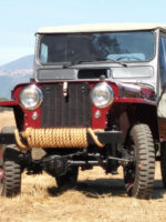 Matt Betry's 1952 Willys CJ-3A