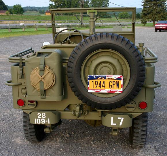 Richard Senges' 1944 Ford GPW