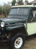 Doug Roehr's 1959 Willys Station Wagon