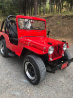 William Bartholomew's 1951 Willys CJ-3A