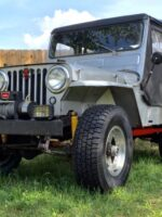 Alvin Kyle's 1946 Willys CJ-2A