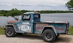Evan Knapp - 1962 Willys Truck