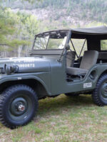 Tony Salazar's 1953 Willys M38A1