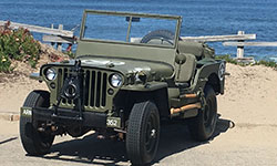 John Schultheiss - 1944 Willys MB