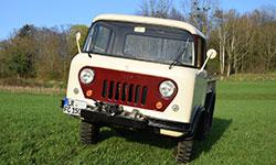 Juergen Klaehr - 1961 Willys FC-150