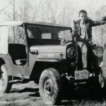 1954 Willys CJ-3B – A Part of the Patton Family Since 1961