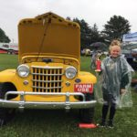 Leigh Tedford's 1951 Willys Wagon – Family Restoration
