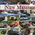 20 New Kaiser Willys Blog Members – July 2018