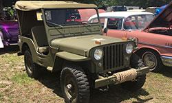 Richard Gimbl - 1950 Willys M38