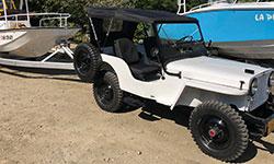 Richard Lagueruela - 1952 Willys CJ-3A