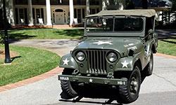 Tony Salazar - 1953 Willys M38A1