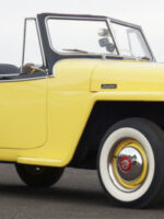 Donald Howell's 1948 Willys Jeepster