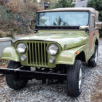 "Tickets for a Jeep Ride – ""Phoenix"" the Family CJ-5"