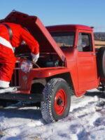 Barry Evans' 1956 Willys Truck