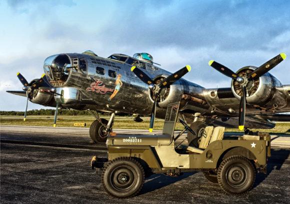 Jon Maib's 1948 Willys CJ-2A
