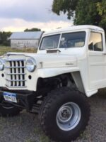 Mike Monroe's 1950 Willys Pickup