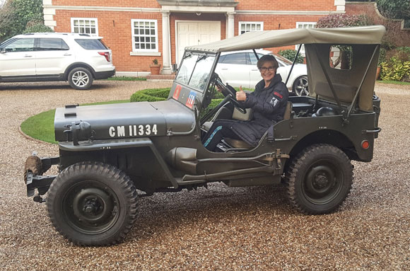 Gary Waller's 1944 Willys MB